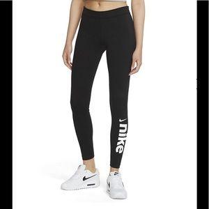 Nike Sportwear High-waisted Ankle Leggings